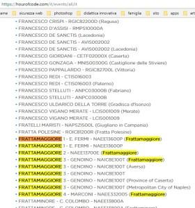 iscrizione hour of code