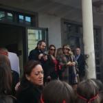 Flash Mob in piazza Umberto I